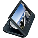 Sylvania SLTDVD9220 3-in-1 9-Inch Touchscreen Tablet, Portable DVD Player and DVD Combo with Android, 1.2GHz Quad Core (Color: black)