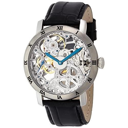 [アルカフトゥーラ]ARCA FUTURA 腕時計 手巻き 331SKBK メンズ