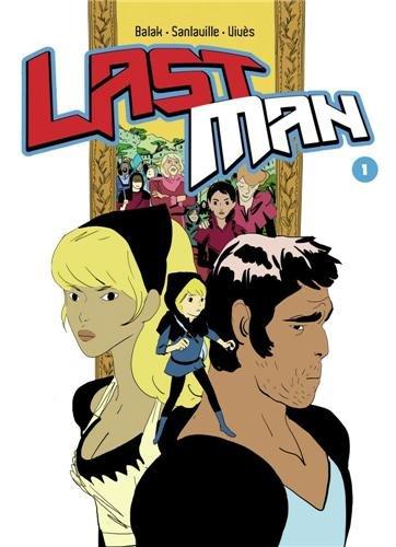 Last Man (1) : Last Man. 1