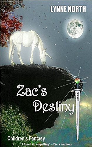 E-book - Zac's Destiny by Lynne North
