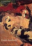 echange, troc Frank Auerbach - to the Studio [Import anglais]