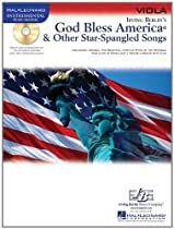 God Bless America & Other Star-Spangled Songs: for Viola (Hal Leonard Instrumental Play-Along)