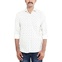 Oshano Men's Standard Cotton Shirt