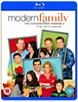 Modern Family [Blu-ray] [Import anglais]