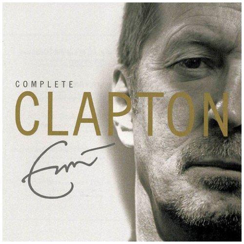 Complete Clapton artwork