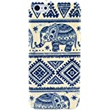 Malloom® For iPhone 5C , Elephant Rubber Soft TPU Case Gel Cover