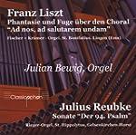 Franz Liszt: Ad nos ad salutarem unda...