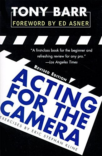 Acting for the Camera: Revised Edition by Tony Barr (1997-05-29)