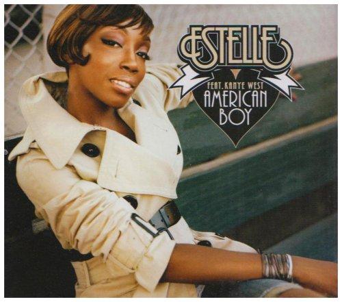 Estelle Feat. Kanye West - American Boy single - Zortam Music
