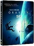 Gravity - Edición Metálica (DVD + BD + BD 3D) [Blu-ray]