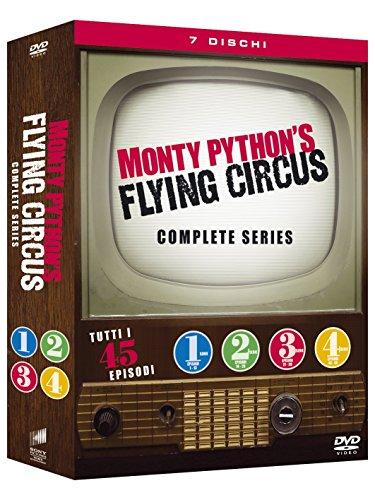 Monty Python's Flying Circus - Serie Completa (7 Dvd)