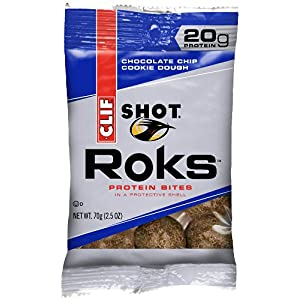 Clif Shot Roks - Chocolate Chip Cookie Dough