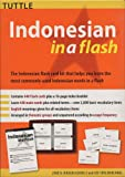 img - for Indonesian in a Flash Kit Volume 1 (Tuttle Flash Cards) book / textbook / text book