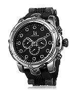 Joshua & Sons Reloj con movimiento cuarzo suizo Man JS71BK 52 mm