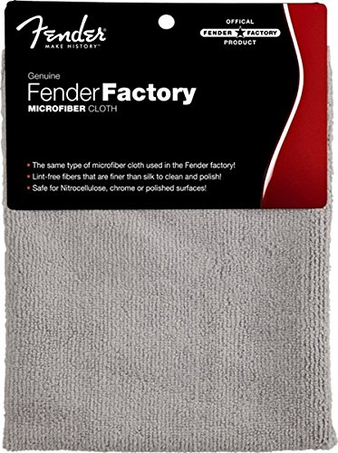 Fender Factory Microfiber Cloth (Lacquer Polishing Cloth compare prices)