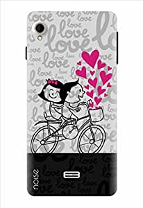 Noise Journey Of Love Printed Cover for Intex Aqua Slice 2