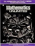 Holt Rinehart Winston Mathematics Unlimited Classroom Activity Book Blackline Masters (1987)