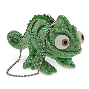 Amazon.com : Disney Tangled Pascal the Chameleon Plush Coin Purse