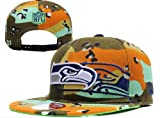 NFL Seattle Seahawks Desert Storm Camo Snapback at Amazon.com