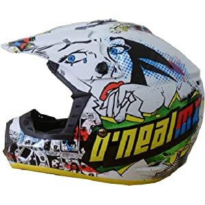 motorradhelm motocross enduro quad helm matt schwa. Black Bedroom Furniture Sets. Home Design Ideas