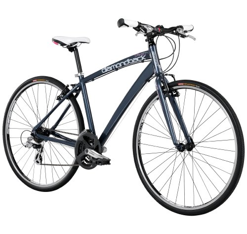 Diamondback Bicycles 2014 Clearness 1 Women's Performance Hybrid Bike with 700c Wheels