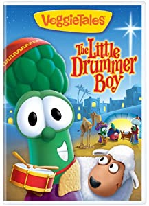 Veggie Tales Little Drummer Boy by Big Idea