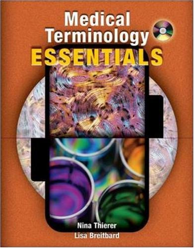 Medical Terminology Essentials: w/Student & Audio...