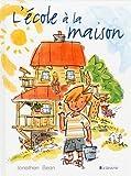 vignette de 'L'école à la maison (Jonathan Bean)'