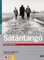 Sátántangó [Import anglais]