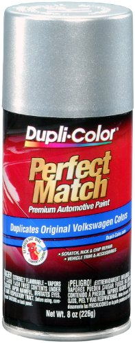 Dupli-Color BVW2039 Reflex Silver Metallic Volkswagen Exact-Match Automotive Paint - 8 oz. Aerosol (Automotive Wheel Paint compare prices)