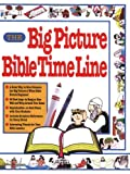 img - for The Big Picture Bible Timeline Book: For ages 6 12; room decoration that teaches; help kids get the big picture of the Bible as they color and add pieces; reproducible (Big Books) book / textbook / text book