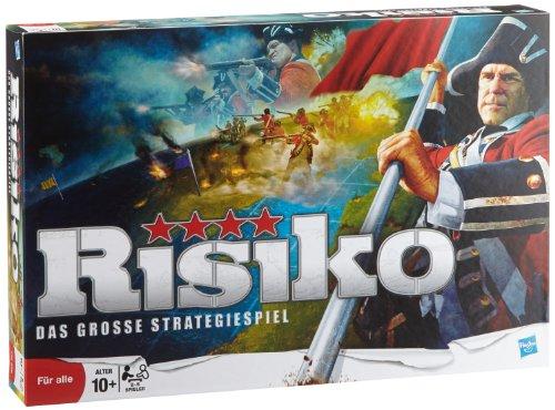 Hasbro Gaming – Risk, juego de estrategia