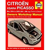 Citroen Xsara Picasso Petrol and Diesel Service and Repair Manual: 2004 to 2008 (Haynes Service and Repair Manuals...