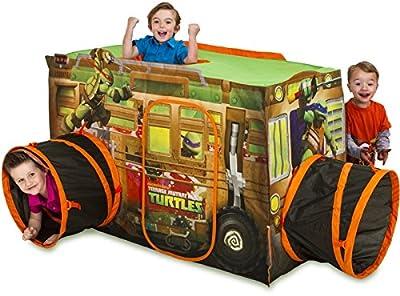 Playhut Teenage Mutant Ninja Turtle Shell Raiser Vehicle by Playhut