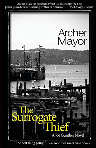 The Surrogate Thief: A Joe Gunther Novel (Joe Gunther Mysteries (Paperback))