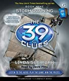 The 39 Clues Book Nine: Storm Warning (Audio)