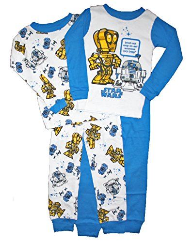 Star Wars Pajamas For Kids front-1010238