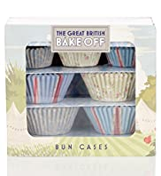 Great British Bake Bun Cases