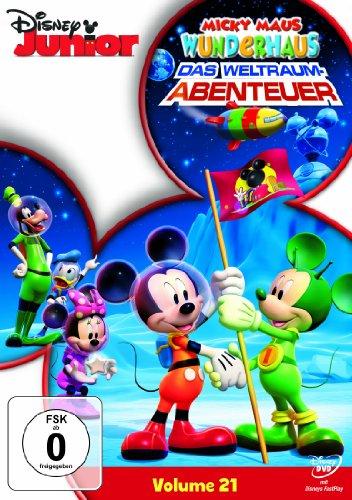 Micky Maus Wunderhaus - Das Weltraum Abenteuer