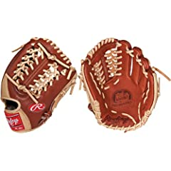Buy Rawlings Pro Preferred 11.5-inch Infield Baseball Glove (PROS15MTBR) by Rawlings