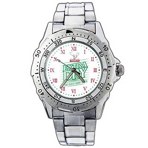 xze01-1287-tooheys-extra-dry-beer-logo-stainless-steel-wrist-watch