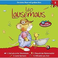 Leo Lausemaus - Besucht den B�ckermeister