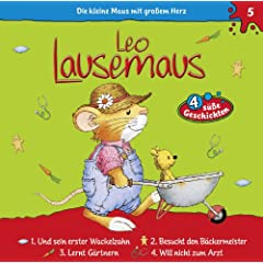 Leo Lausemaus - Lernt G�rtnern