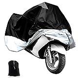 Motorrad-Abdeckung mit Ziehen Bügel und Eine Aufbewahrungstasche