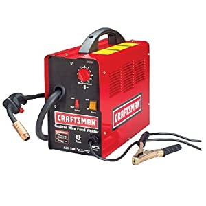 Craftsman wire feed welder