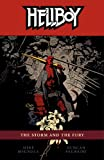 Hellboy Volume 12: The Storm and The Fury (Hellboy (Dark Horse Paperback)) Mike Mignola