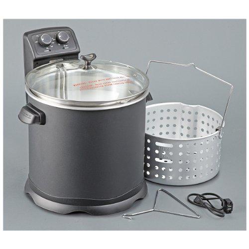 turkey deep fryer Guide Gear 15L Electric Turkey Fryer review and