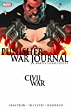 Civil War: Punisher War Journal TPB (Graphic Novel Pb) Matt Fraction