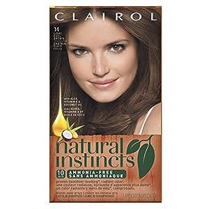 Clairol Natural Instincts  14 Tweed Light Cool Brown 1 Kit  (Pack of 3)