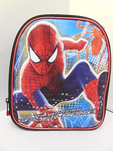 Marvel The Amazing Spider-man 2 Deluxe Expandable Lunchbox Kit by FY14 - 1